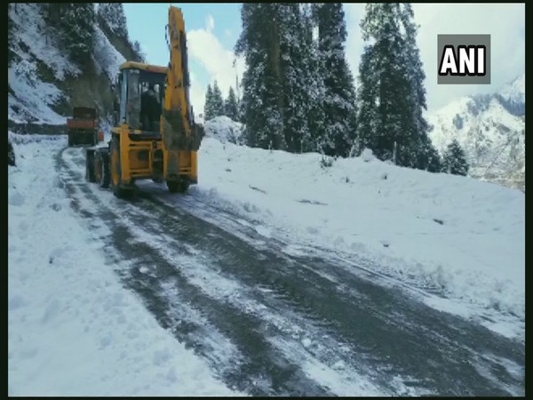 A visual from Mughal Road (Photo/ANI)