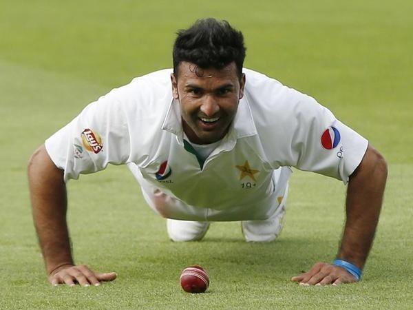 Pakistan pacer Sohail Khan.