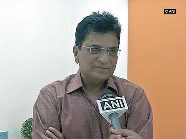 BJP leader Kirit Somaiya. File photo/ANI