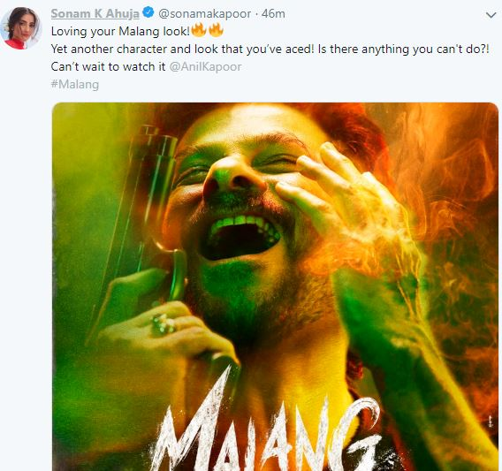 Disha Patani Anil Kapoor Kunal Kemmu Share Character Posters Of Malang