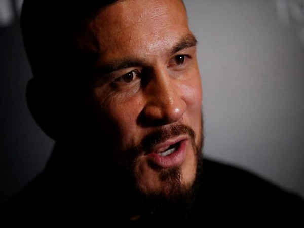 New Zealand's rugby star Sonny Bill Williams