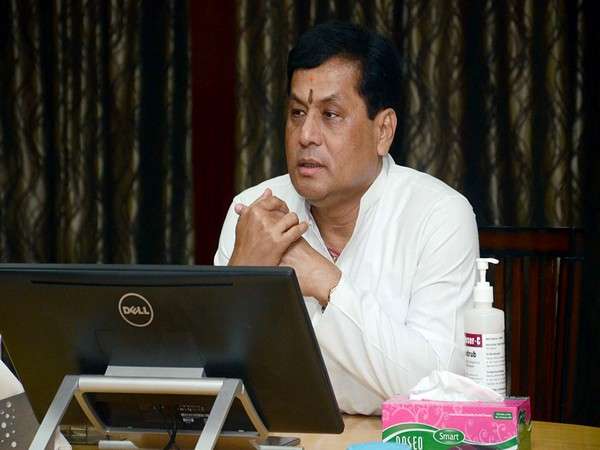 Assam Chief Minister Sarbananda Sonowal (File Photo)