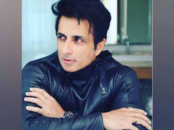 Actor Sonu Sood (File Photo/ANI)