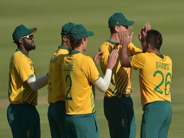 South Africa levelled the four match T20I series 1-1 (Image: ICC)