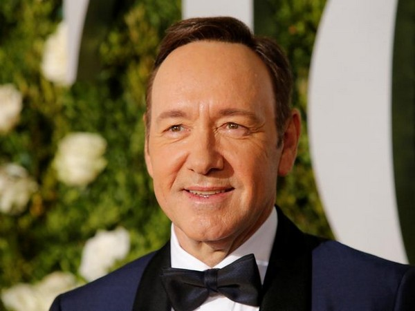Hollywood actor Kevin Spacey (file photo)