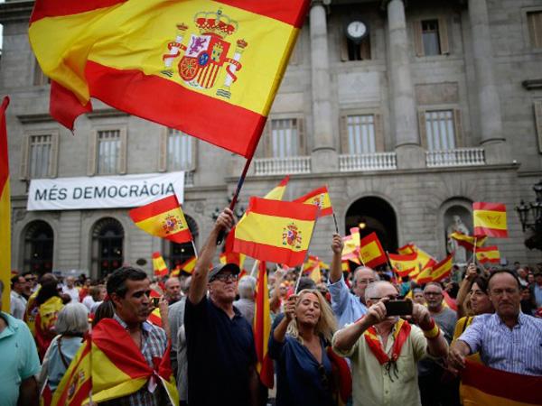 Flag of Spain (representative image)