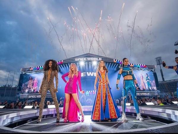 Spice Girls, image courtesy, Instagram