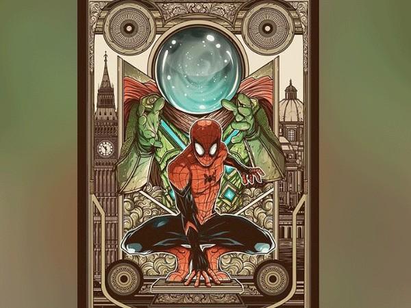 Spider-Man, Image courtesy: Instagram