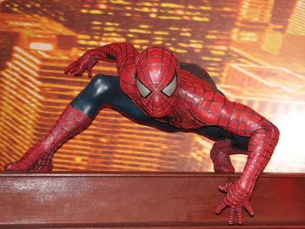 The researchers have also tested their unit as a Spider-Man-like wall-climbing device