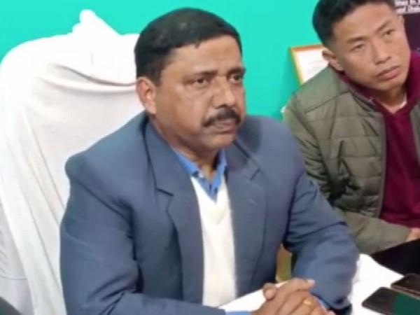 Bhanu Pada Chakraborty, SP North Tripura District talking to ANI on Wednesday