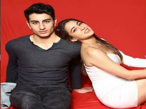 Ibrahim Ali Khan, Sara Ali Khan (Image courtesy: Instagram)