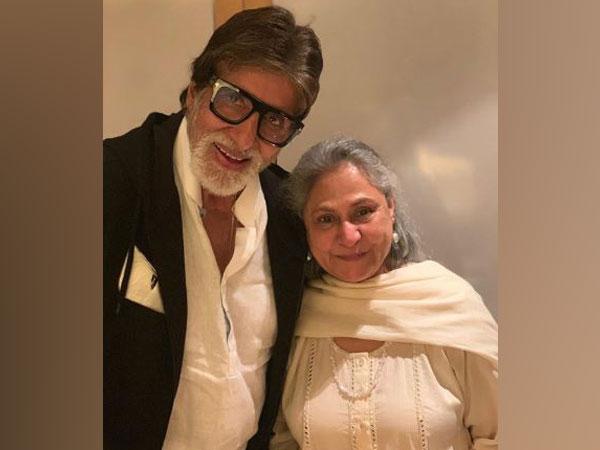 Amitabh Bachchan and Jaya Bachchan (Image source: Instagram)