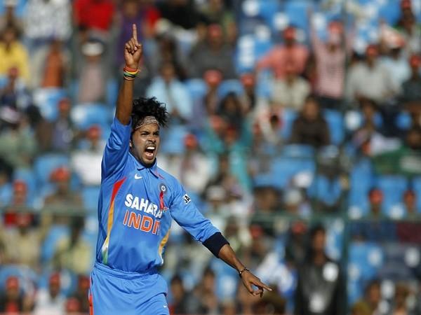 India fast bowler S Sreesanth