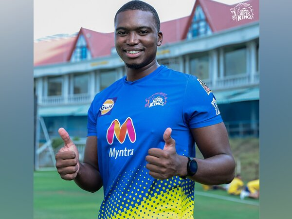 CSK fast bowler Lungi Ngidi (Image: Chennai Super Kings)