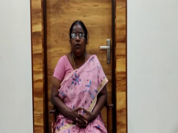 Dr Tulasidevi, Director of HSIS Gosha Government Hospital in Bengaluru (Photo/ANI)