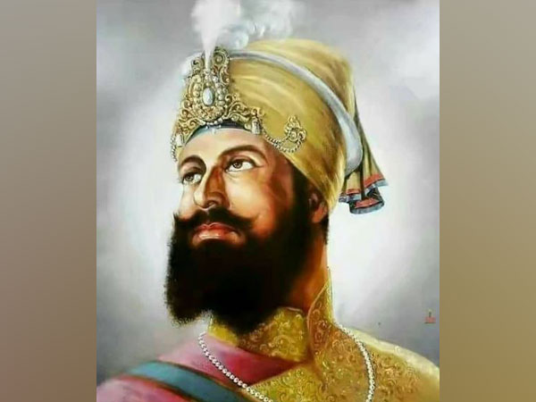 The 10th Sikh Guru Sri Guru Gobind Singh Ji (Image Source: Instagram)