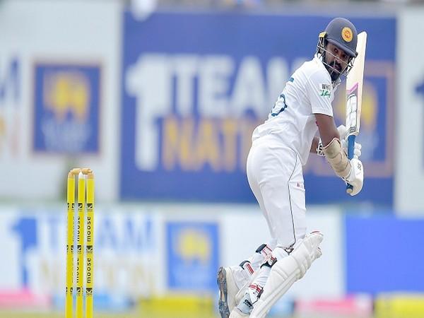 Kusal Perera departed after scoring 62 (Image: ICC)
