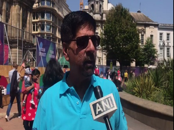Former Indian cricketer K Srikkanth