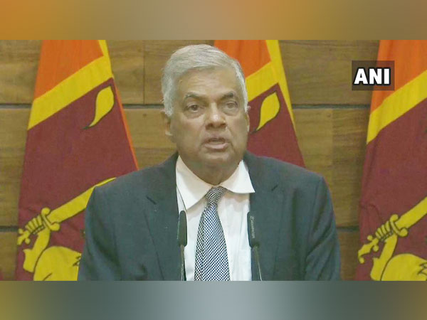 Sri Lankan Prime Minister Ranil Wickremesinghe (File photo)