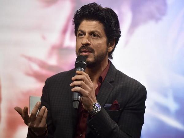 Bollywood superstar Shah Rukh Khan (File photo)