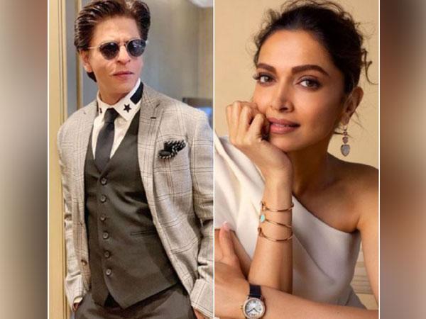 Shah Rukh Khan and Deepika Padukone (Image source: Instagram)