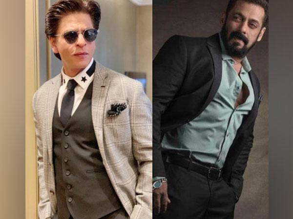 Shah Rukh Khan, Salman Khan (Image source: Instagram)