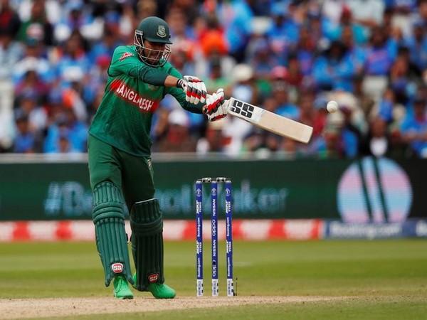 Bangladesh batsman Soumya Sarkar
