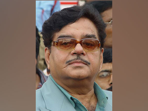 Veteran actor Shatrughan Sinha