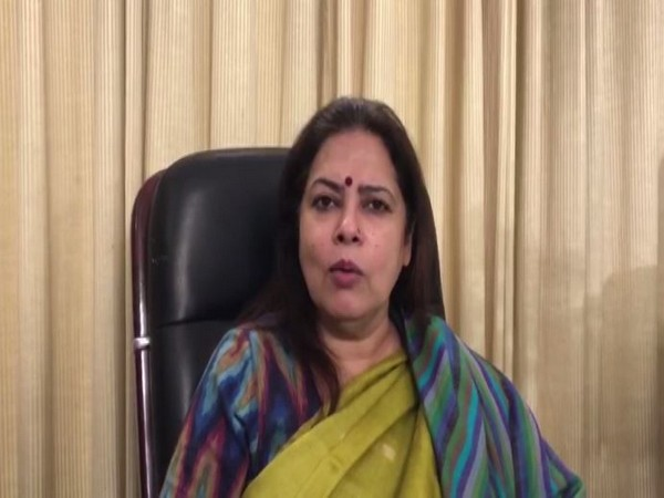BJP leader Meenakshi Lekhi (Photo/ANI)