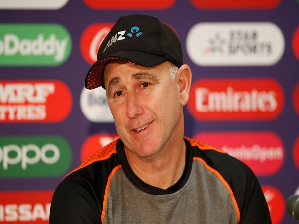 New Zealand coach Gary Stead