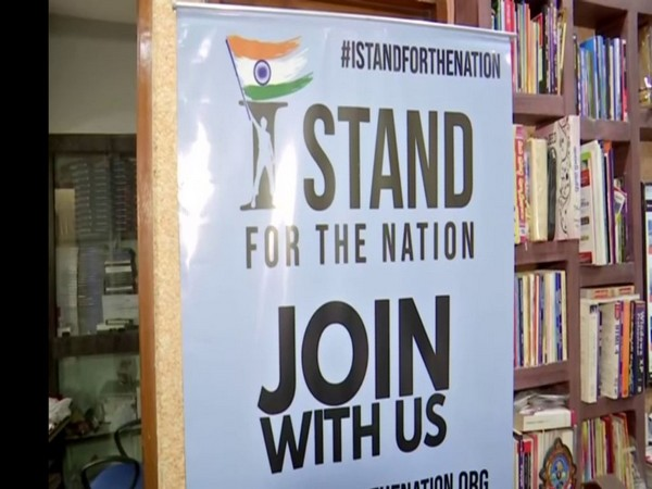 The NGO 'I Stand For The Nation' has come up with the 'Sound of Gratitude' campaign. (ANI)