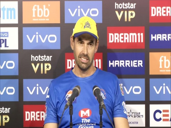 Chennai Super Kings coach Stephen Fleming