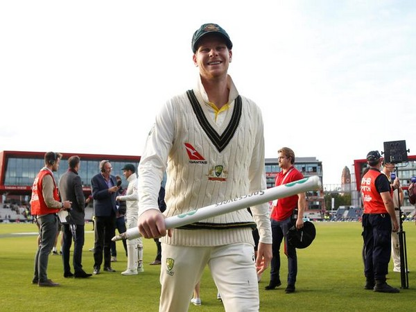 Steve Smith was awarded player of the match as he scored 293 runs.