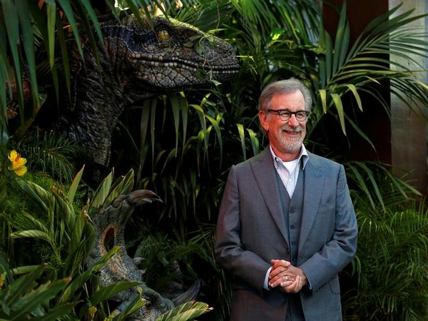 American filmmaker Steven Spielberg