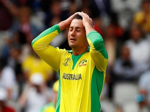 Australian cricketer Marcus Stoinis