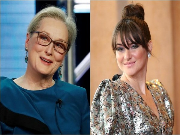 Meryl Streep and Shailene Woodley