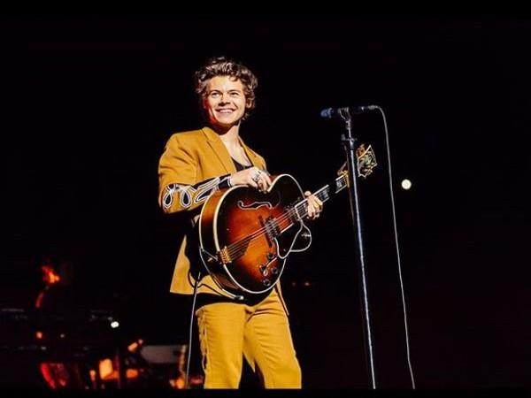 Harry Styles, Image courtesy: Instagram