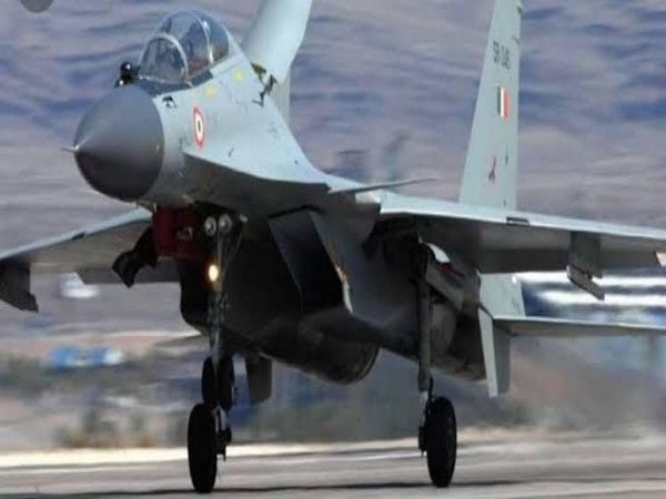 File Photo of Su-30MKI