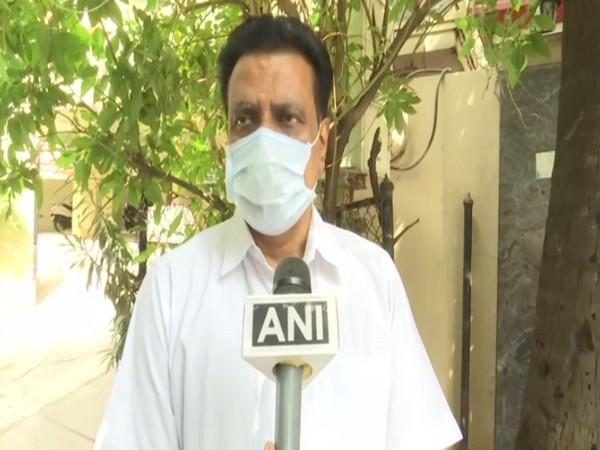 BJP leader NV Subhash (Photo/ANI)