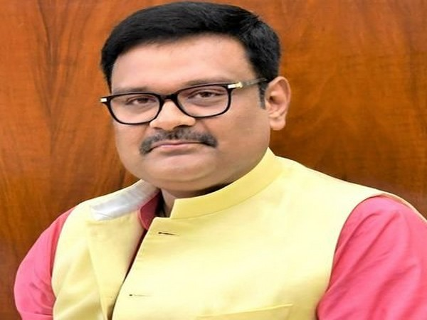 BJP MP Subrat Pathak [Photo/Twitter]