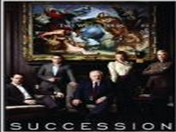 Poster of television series 'Succession'