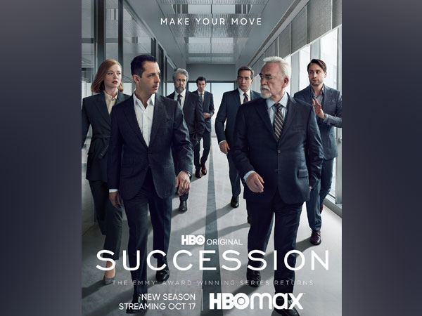 Poster of 'Succession' (Image source: Instagram)