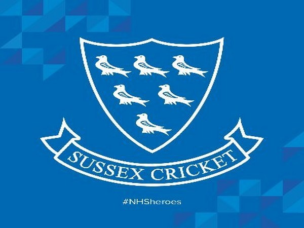 Sussex cricket Logo (Image: Sussex Cricket's Twitter)
