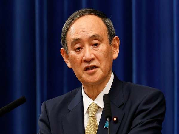 Japanese PM Yoshihide Suga (File photo)
