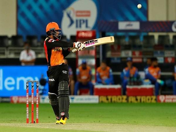 SRH batsman Wriddhiman Saha (Image: BCCI/IPL)