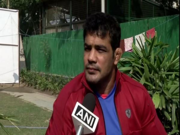 Wrestler Sushil Kumar (file image)