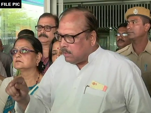 Sukhendu Sekhar Ray, TMC Rajya Sabha MP. (File photo)