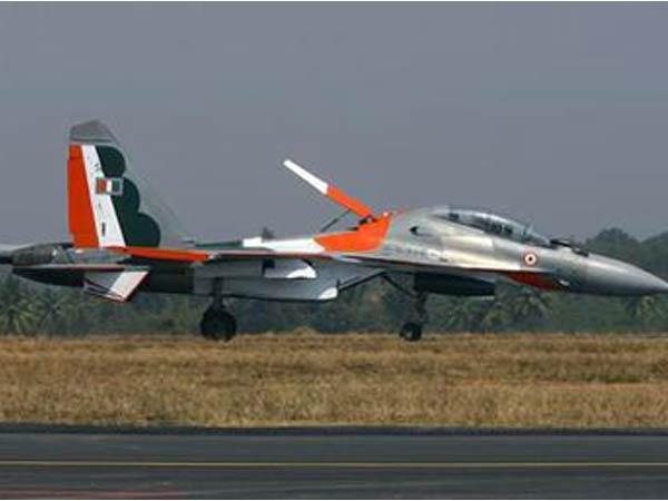 Sukhoi-30 fighter jet (File Photo)