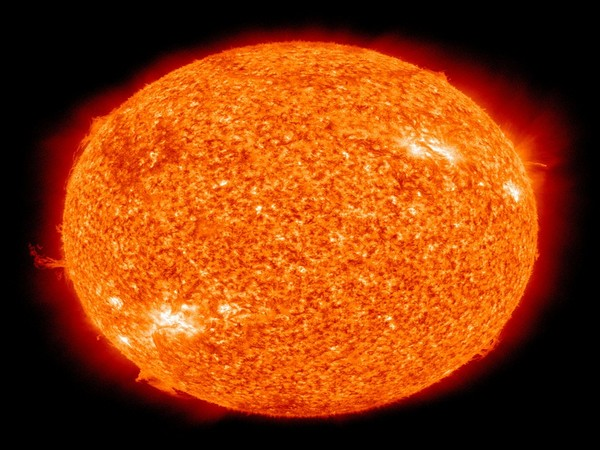 Ground-breaking discovery cracks 60-year-old mystery of sun's magnetic waves