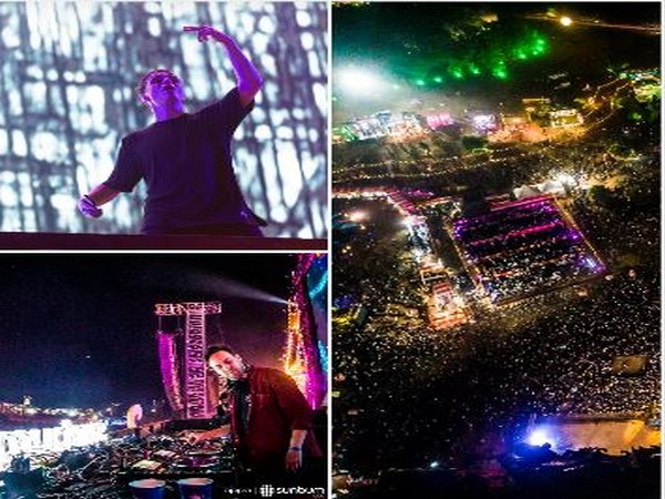 Sunburn Goa 2019 ends on a high note with Martin Garrix, Maceo Plex and Luciano's performances